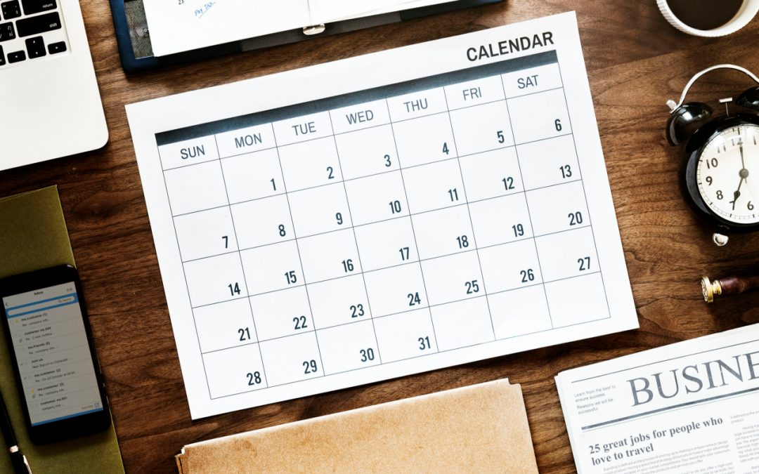 How to Fill the Editorial Calendar